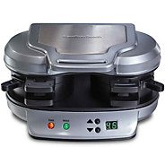 Hamilton Beach Dual Breakfast Sandwich Maker - K375515