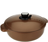 Maker Homeware 5 quart Dutch Oven w/ Smartsteam Technology - K44315