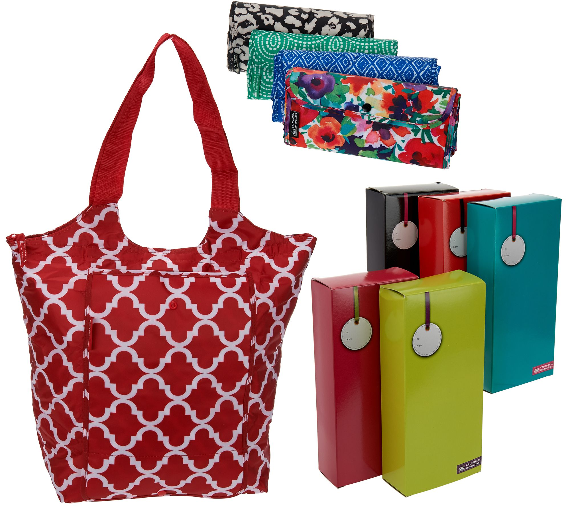 California Innovations S 5 Insulated Totes With Gift Boxes
