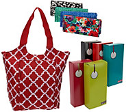California Innovations S/5 Insulated Totes with Gift Boxes - K44915
