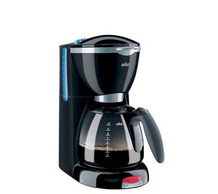 Braun Aroma Deluxe Coffee Maker : Braun Aroma Deluxe KF510 Coffeemaker - Page 1 QVC.com