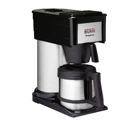 BUNN BTX-B ThermoFresh 10-Cup Home CarafeCoffee Brewer