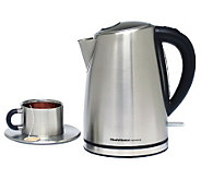 Chefs Choice Cordless Electric Kettle 681 - K297516