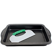 BergHOFF Perfect Slice Baking Pan with CuttingTool - K304316