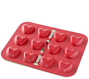 Nordic Ware Heart Cake Pop Pan - K304816