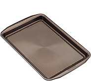 Circulon Chocolate Nonstick 10 x 15 Cookie Pan - K305916