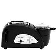 West Bend Two-Slice Egg and Muffin Toaster - K306516