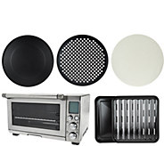 Breville Smart Oven Plus with Slow Cook Function & Baking Kit - K45016