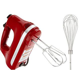 KitchenAid 5-Speed Ultra Power Hand Mixer w/ Wire Pro Whisk