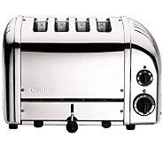 Dualit 4-Slice NewGen Toaster - Chrome - K302317