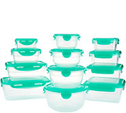 Lock & Lock 12-piece Nestable Storage Set - K43317