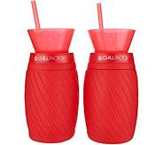 Chill Factor S/2 Ice Twist Frozen Treat Maker - K45817