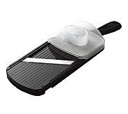 Kyocera Adjustable Slicer - Black - K122318