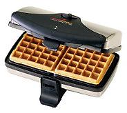 Chefs Choice Classic WafflePro 852 2-Square Waffle Maker - K297518