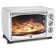 Elite Gourmet 6-Slice/0.64 Cu. Ft. Toaster OvenBroiler - K302118