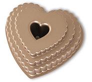 Nordic Ware Tiered Heart Bundt Pan - K304818