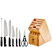 Zwilling J.A. Henckels Four Star Forged 8pc Knife Block - K43218