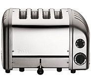 Dualit 4-Slice NewGen Toaster - Charcoal - K302319