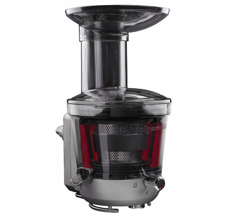 KitchenAid Juicer & Sauce Stand Mixer Attachmen t - Page 1 — QVC.com