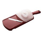 Kyocera Adjustable Slicer - Red - K122320