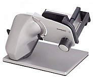 Chefs Choice Professional VariTilt Electric Slicer #645 - K301220