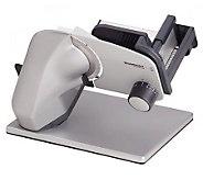 Chefs Choice Professional VariTilt Electric Slicer #645 - K301220