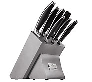 Hampton Forge Signature Contempo 8 Pc Knife Block Set - K303420