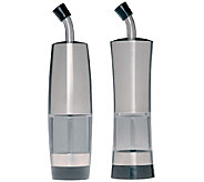 BergHOFF Geminis 2-Piece Oil & Vinegar Dispenser Set - K304320