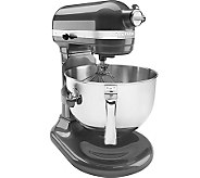 KitchenAid 6-Quart Pro Stand Mixer Pearl Metal - K304420