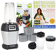 Nutri Ninja 1000 Watt Pro Blender w/ Nutrition Guide & Recipes - K40920