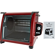Cooks Essentials Rotisserie Ultimo w/ Recipes - K44620