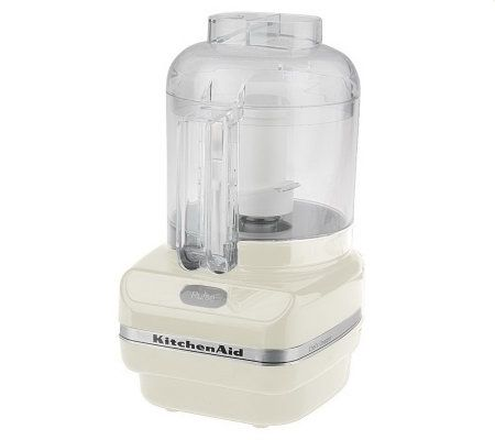 Kitchenaid chef 39 s chopper 3 cup compact food chopper page 1 - Kitchenaid chefs chopper ...