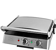 Kalorik Stainless Steel Eat Smart Grill - K375721