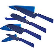 Kuhn Rikon Everyday 4-piece Knife Set - K45321
