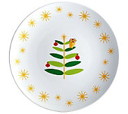 Rachael Ray Holiday Hoot 14 Round Platter - K300622