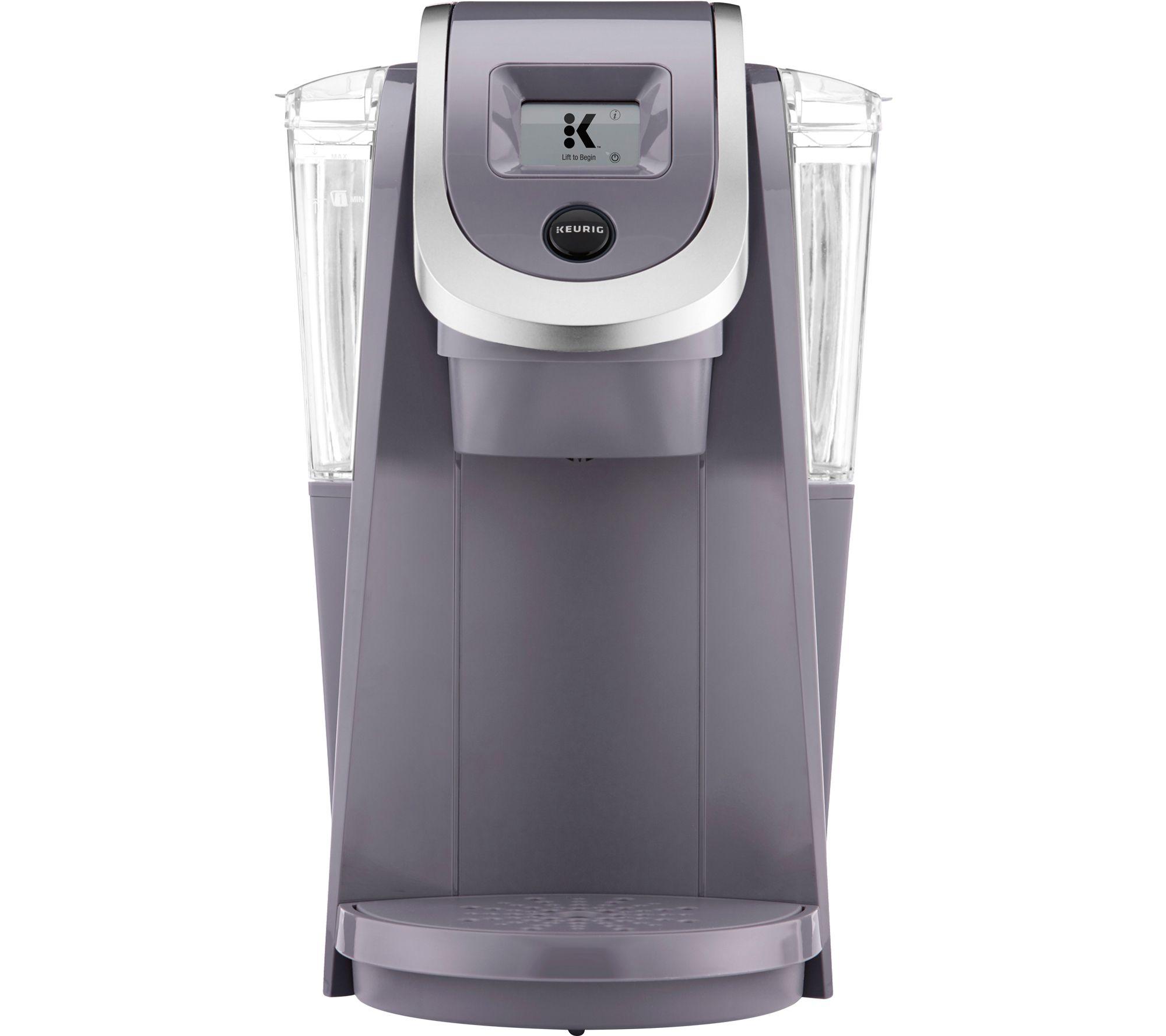 Keurig K250 Coffee Maker - Page 1 QVC.com
