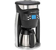Behmor Brazen Plus Customizable Temperature Coffee Maker - K304622