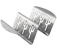 Nordic Ware Stainless Steel Taco/Rib Rack - K304822