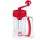 Chef Buddy 28-oz Batter Dispenser and Mixing System - K306322