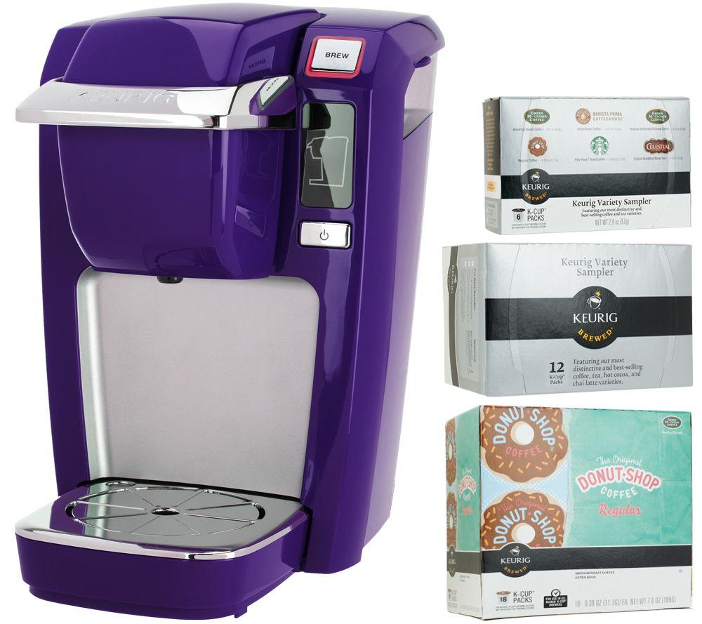 Keurig K10 Personal Coffee Maker with 36 K-Cup Packs - Page 1 ...