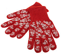 Temp-tations Floral Lace Oven Mitt Set - K42822