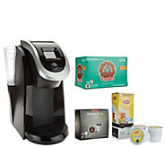 Keurig 2.0 K250 Coffee Maker with My K-Cup & 19 K-Cup Packs - K43922