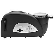 Back to Basics 2-Slice Egg & Muffin Toaster - K132723