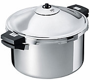Kuhn Rikon Duromatic Family-Style 12-qt Pressure Cooker - K305423