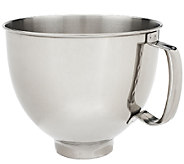 KitchenAid 5 qt. Stainless Steel Bowl with Handle - K41523