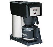 BUNN Velocity Brew High Altitude 10-Cup Home Brewer - K300924