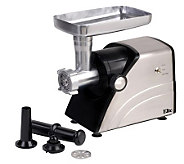 Elite Platinum Stainless Steel Meat Grinder - K302124