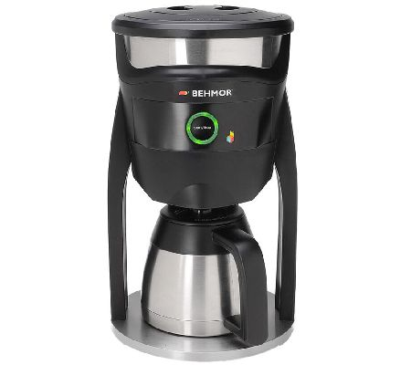 Behmor Brazen Connected 8-Cup Coffee Maker QVC.com