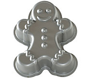 Nordic Ware Gingerbread Man Cake Pan - K304724