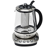 Mr. Coffee 2-in-1 Hot/Cold Tea Maker and Kettle - K44324